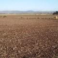 il terreno di un campo