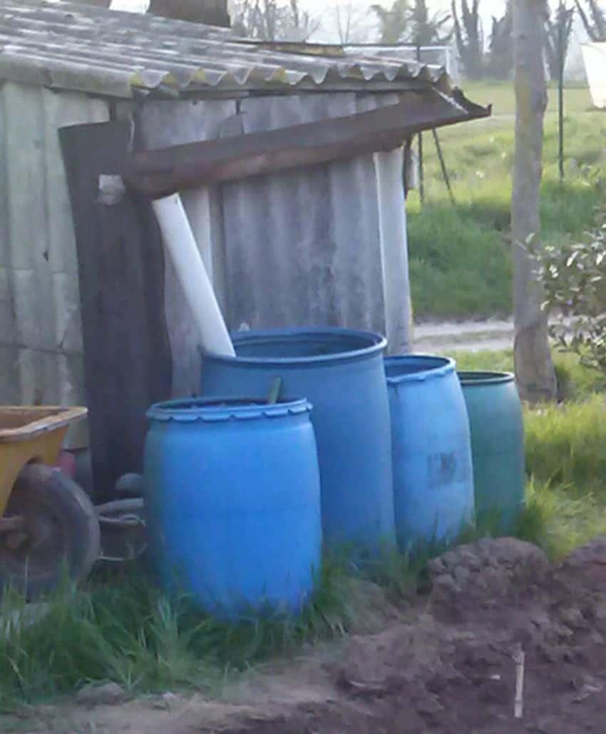 bidoni per l'acqua