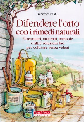 la difesa dell'orto con metodi naturali