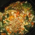 scarti vegetali, cibo per lombrichi