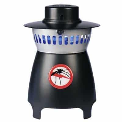Catturare le zanzare per liberare il giardino