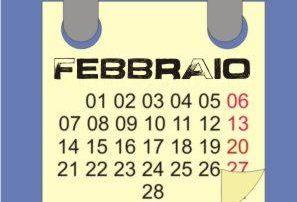 lunare febbraio