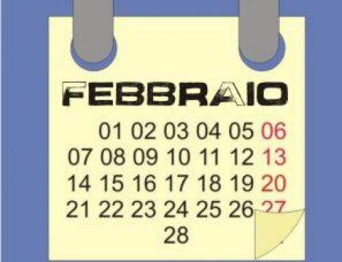 Calendario dell'orto Febbraio 2017: la luna, le semine e i lavori