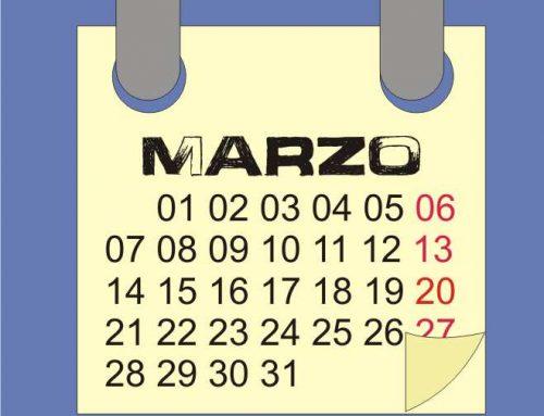Calendario dell'orto di Marzo 2017: luna, lavori e semine
