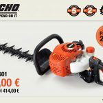 Tosasiepi Echo HCR-1501