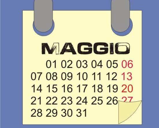 Calendario Lunare Maggio.Calendario Della Luna Marzo 2019 Free Downloads
