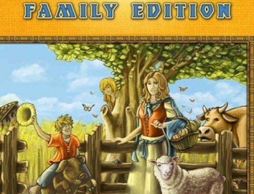 Agricola: un gioco da tavola sul mondo contadino