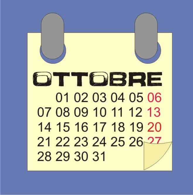 Fasi lunari ottobre 2020: calendario agricolo, semine, lavori