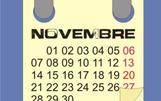 le fasi lunari a novembre 2017