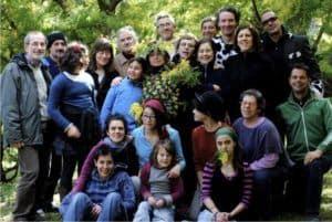 comunità dell'ecovillaggio