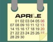 trapiantare ad aprile