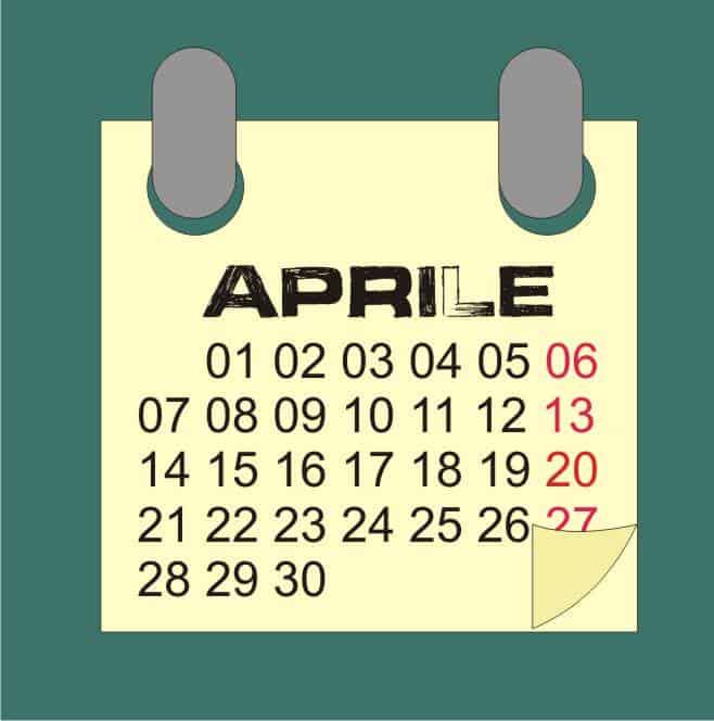 Calendario Concimazione Agrumi.Cosa Piantare Ad Aprile Calendario Trapianti Del Mese