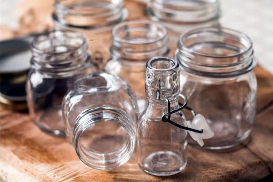 vasetti sterilizzati per marmellate e conserve