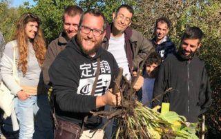 corso su come realizzare una food forest