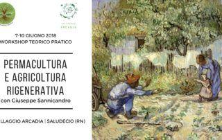 agricoltura rigenerativa corso