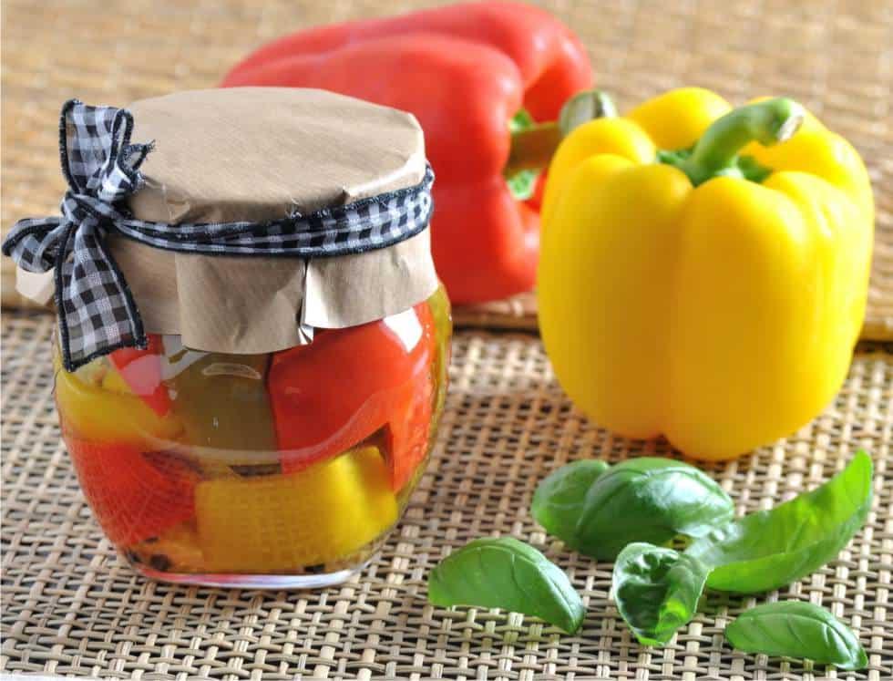 peperoni sotto aceto