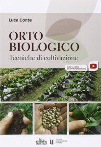 copertina di Orto Biologico di Luca Conte