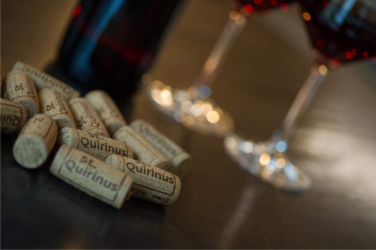 Il vino biologico dell'Alto Adige e il maso St Quirinus
