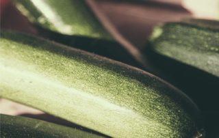 zucchine conservate