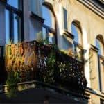 L'orto sul balcone