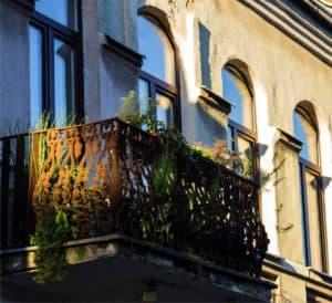 esposizione solare del terrazzo
