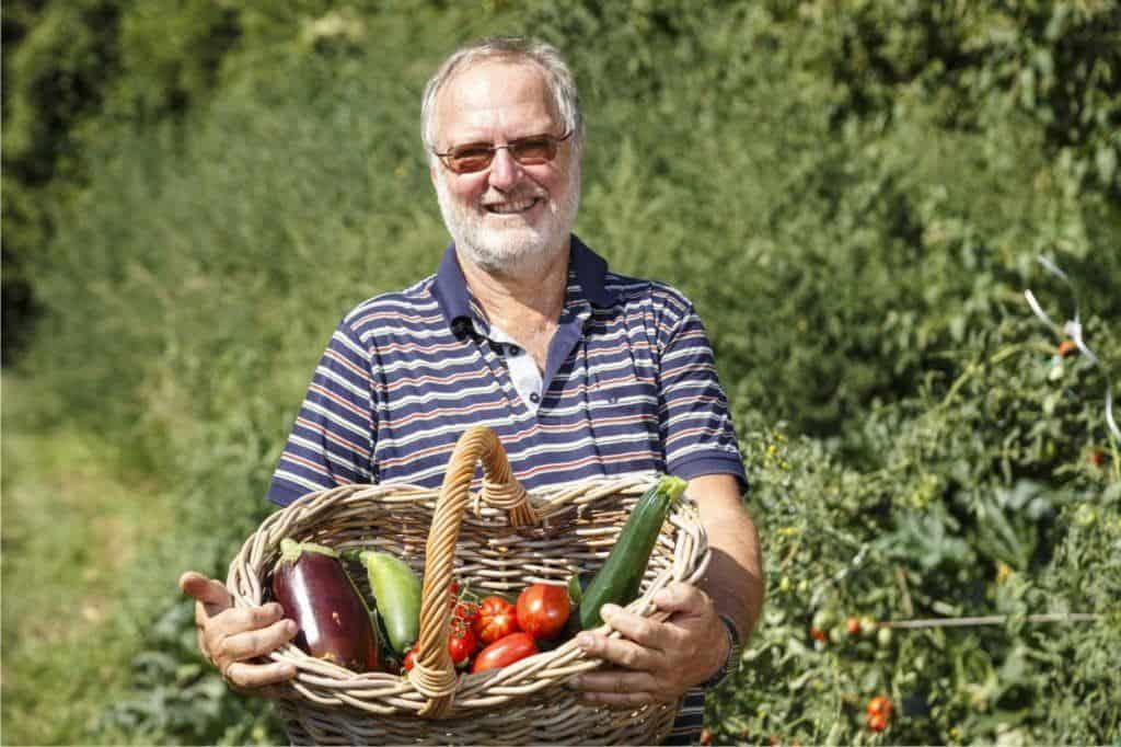 il raccolto bio di walter theiner