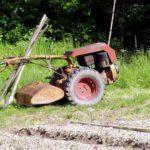 Gli accessori per il motocoltivatore