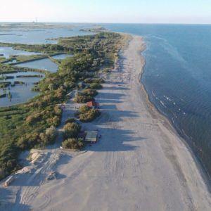 la spiaggia di Barricata