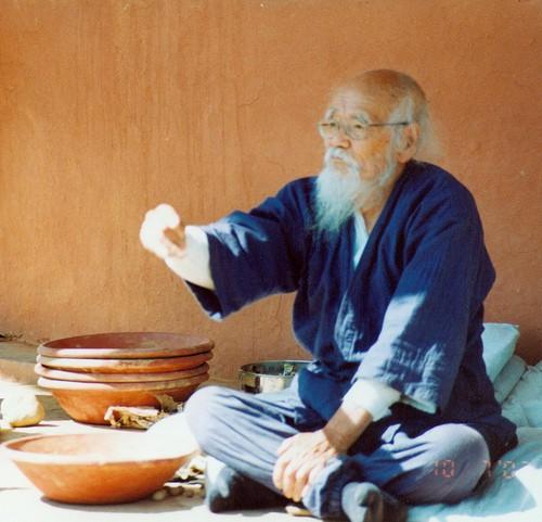 Agricoltura e meditazione: Masanobu Fukuoka
