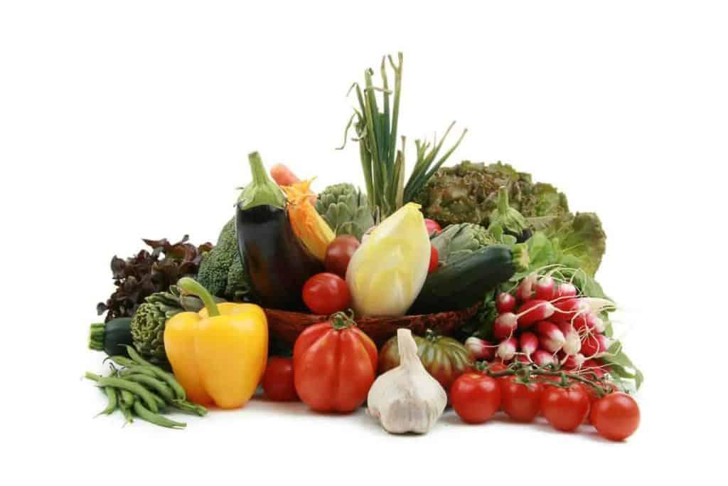 ortaggi e verdure bio