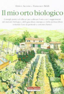 mio orto biologico: il libro