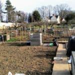 Un orto in Inghilterra: l'avventura di una novizia