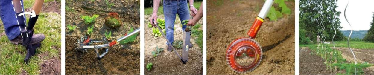 idee per l'orto senza fatica