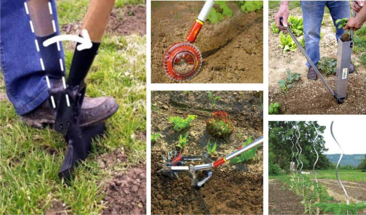 L'orto senza fatica: 5 attrezzi intelligenti