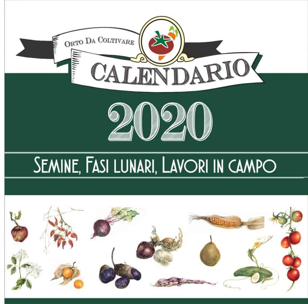 Calendario dell'orto 2020 di Orto Da Coltivare in pdf