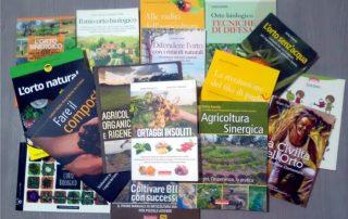 libri sull'orto