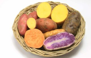 tipi di patata