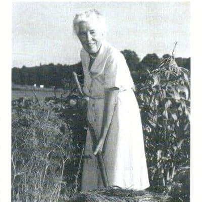 Ruth Stout: l'orto senza fatica